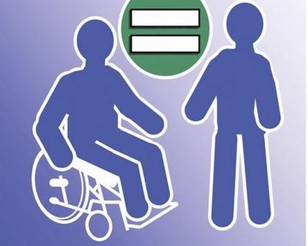 инвалиды - такие же как мы