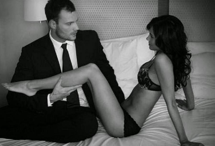 Фото: Он знает, как ей угодить