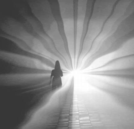 смерть и свет в конце тоннеля